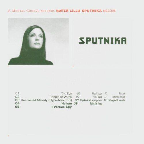 Water Lilly - Sputnika - Preis vom 20.10.2020 04:55:35 h