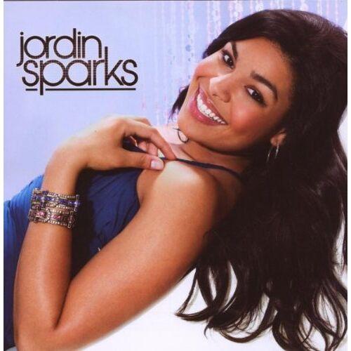 """Jordin Sparks - Jordin Sparks inkl. der Hits 'No Air', """"Tattoo"""" & """"One Step At A Time"""" - Preis vom 09.04.2021 04:50:04 h"""