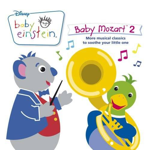 Baby Einstein Music Box Orches - Baby Einstein Mozart 2 - Preis vom 07.05.2021 04:52:30 h
