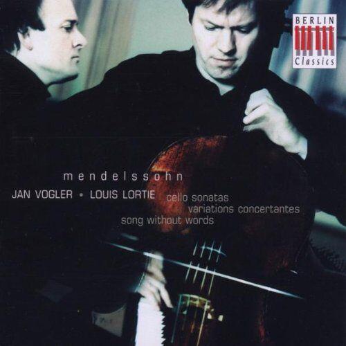 Jan Vogler - Werke für Cello und Klavier - Preis vom 20.10.2020 04:55:35 h
