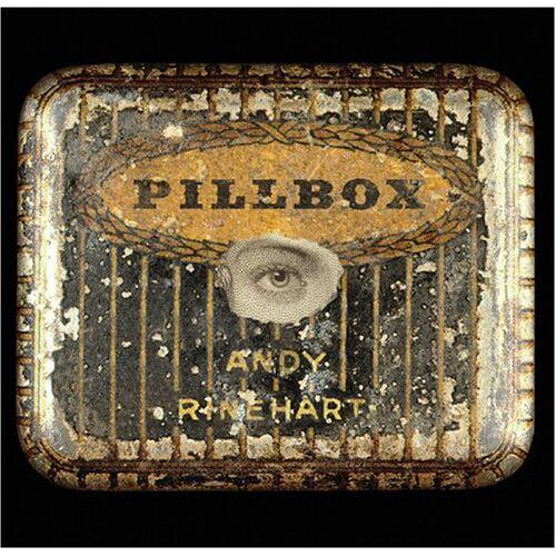 Andy Rinehart - Pillbox - Preis vom 15.04.2021 04:51:42 h