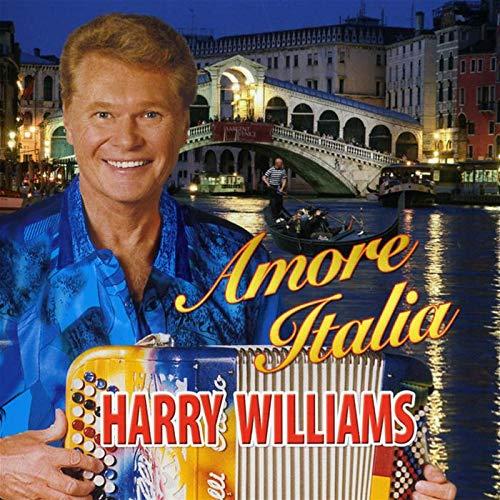 Harry Williams - Amore Italia - Preis vom 24.02.2021 06:00:20 h