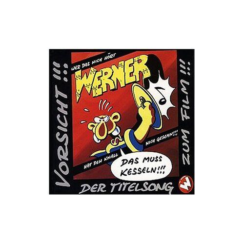 Werner - Das Muss Kesseln !! - Preis vom 14.04.2021 04:53:30 h