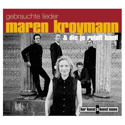 - Gebrauchte Lieder, 1 Audio-CD - Preis vom 15.05.2021 04:43:31 h