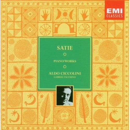 Aldo Ciccolini - Klaviermusik - Preis vom 28.03.2020 05:56:53 h