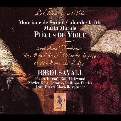 Jordi Savall - Le Parnasse de la Viole - Preis vom 07.09.2020 04:53:03 h