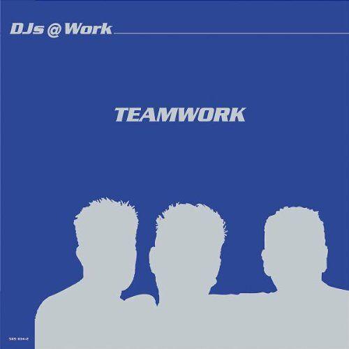 Djs at Work - Teamwork - Preis vom 06.05.2021 04:54:26 h