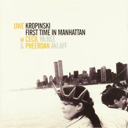 Uwe Kropinski - Kropinski First Time In Man - Preis vom 10.04.2021 04:53:14 h