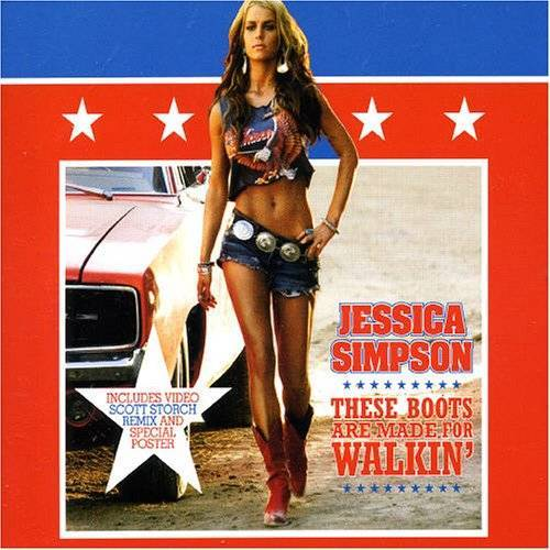 Jessica Simpson - These Boots Are Made... - Preis vom 15.04.2021 04:51:42 h