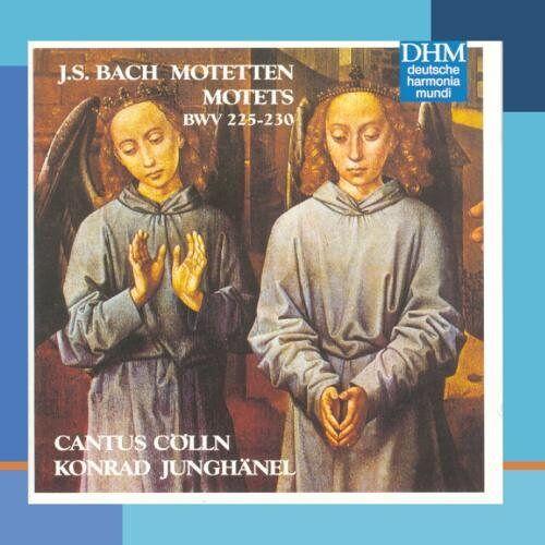 Cantus Cölln - Motetten BWV 225-230 - Preis vom 05.03.2021 05:56:49 h