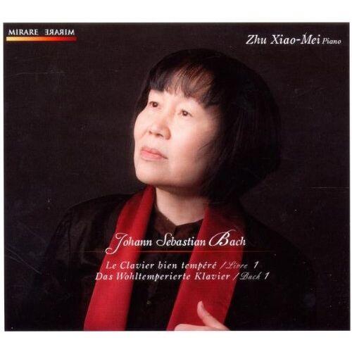 Zhu Xiao-Mei - Bach: Wohltemperierte Klavier 1 - Preis vom 20.10.2020 04:55:35 h