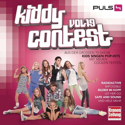 Kiddy Contest Kids - Kiddy Contest,Vol. 19 - Preis vom 03.09.2020 04:54:11 h