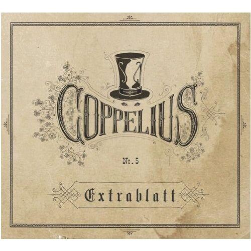 Coppelius - Extrablatt - Preis vom 14.05.2021 04:51:20 h
