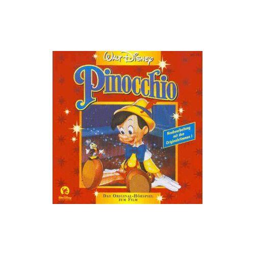 Hörspiel - Pinocchio - Preis vom 02.12.2020 06:00:01 h