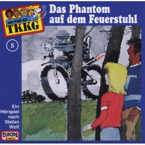 Tkkg 5 - 005/das Phantom auf dem Feuerstuhl - Preis vom 24.02.2021 06:00:20 h