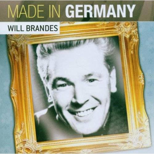 Will Brandes - Made in Germany - Preis vom 02.03.2021 06:01:48 h