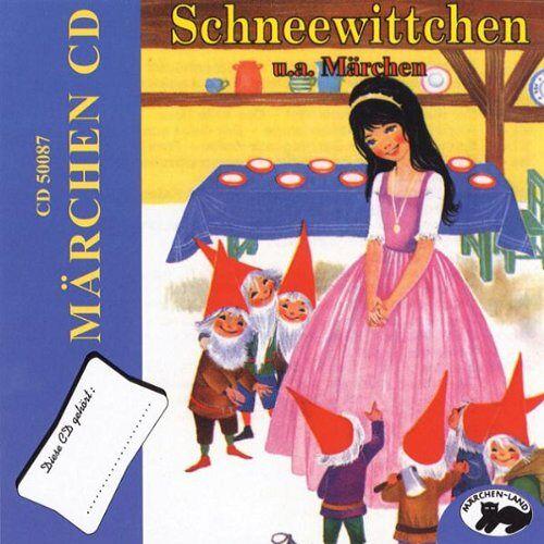 Märchen - Schneewittchen und 3 Weitere Märchen - Preis vom 06.09.2020 04:54:28 h