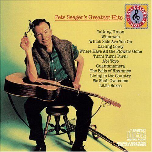 Pete Seeger - Seeger's Great.Hits - Preis vom 21.10.2020 04:49:09 h