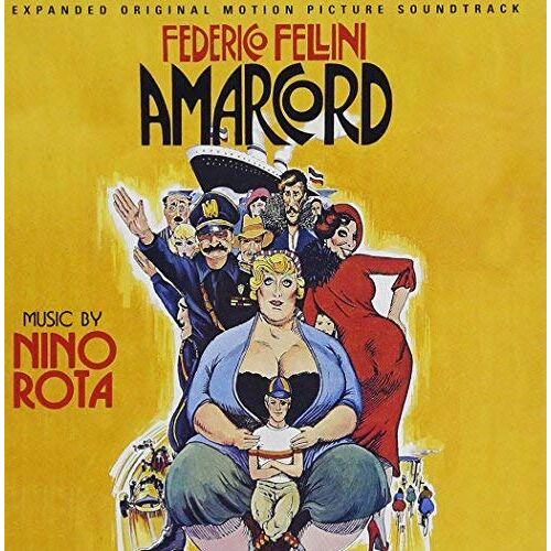 Nino Rota - Amarcord - Preis vom 05.12.2019 05:59:52 h