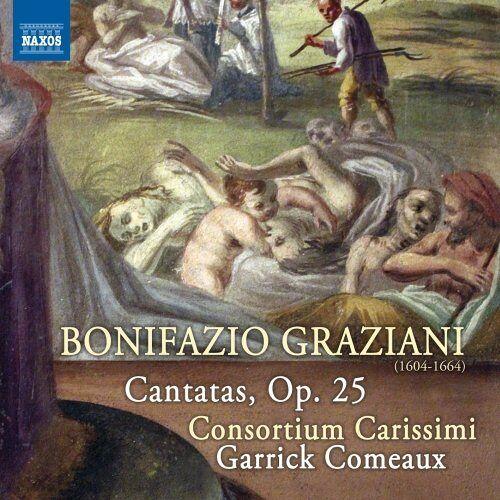 Consortium Carissimi - Cantatas,Op.25 - Preis vom 12.08.2020 04:52:08 h