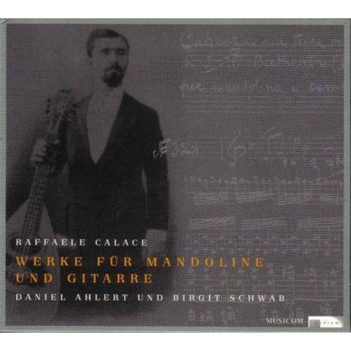 Ahlert, Daniel & Schwab, Birgit - Werke für Mandoline und Gitarre - Preis vom 20.10.2020 04:55:35 h