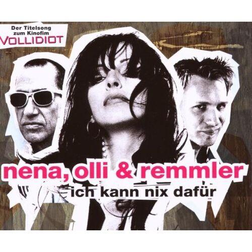 Nena, Olli & Remmler - Ich Kann Nix Dafür - Preis vom 18.10.2020 04:52:00 h
