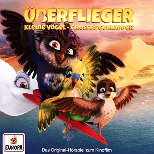 Die Überflieger - Die Überflieger-Kleine Vögel,großes Geklapper - Preis vom 13.05.2021 04:51:36 h