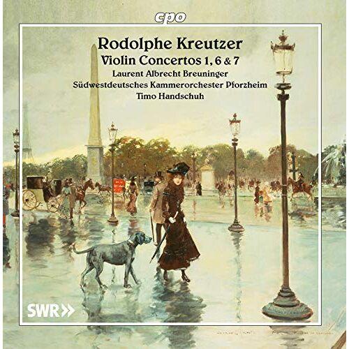 Breuninger; Südwestdt.Ko Pforzheim; Handschuh - Violinkonzerte 1,6 und 7 - Preis vom 12.04.2021 04:50:28 h