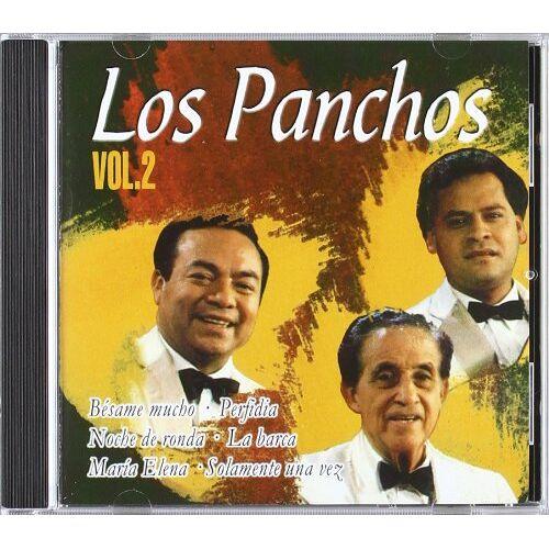 Los Panchos - Panchos Vol.2 - Preis vom 18.01.2021 06:04:29 h