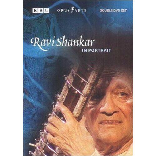 Ravi Shankar - In Portrait: Portrait und Konzertaufzeichnung (2 DVD) - Preis vom 17.04.2021 04:51:59 h