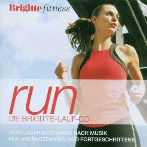 Various - Brigitte Run-die Brigitte Lauf-CD - Preis vom 20.10.2020 04:55:35 h
