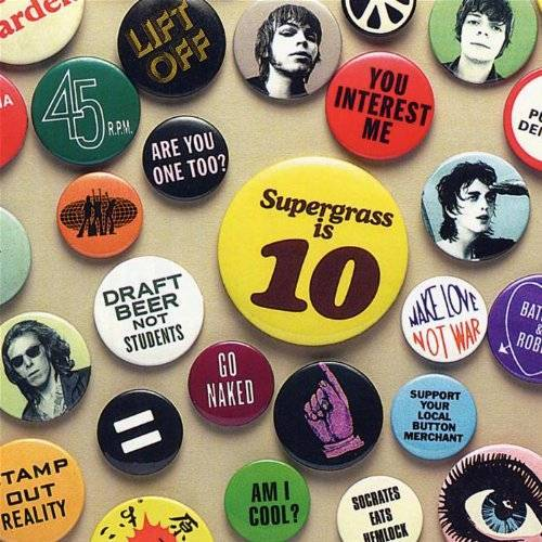 Supergrass - Supergrass Is 10: the Best of Supergrass 94-04 - Preis vom 16.04.2021 04:54:32 h