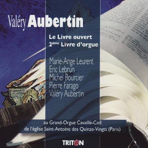 Lebrun - Livre Ouvert/Livre D'orgue II - Preis vom 20.10.2020 04:55:35 h