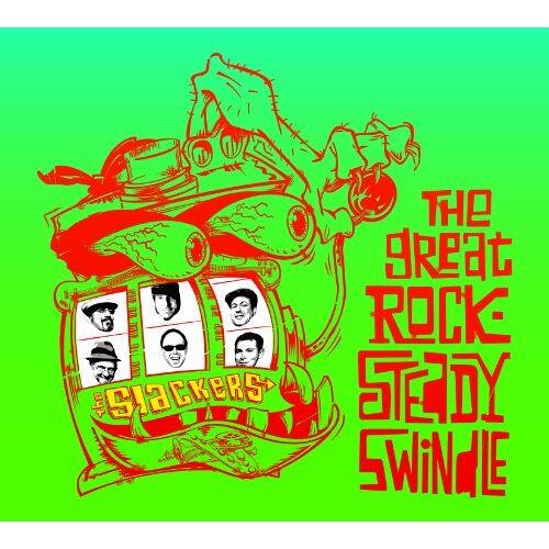 Slackers - Great Rocksteady Swindle - Preis vom 09.05.2021 04:52:39 h