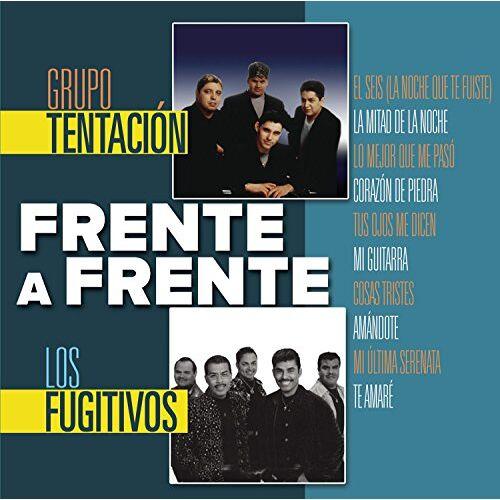 Grupo Tentacion - Frente a Frente - Preis vom 15.04.2021 04:51:42 h