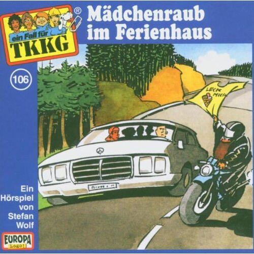 Tkkg 106 - 106/Mädchenraub im Ferienhaus - Preis vom 14.04.2021 04:53:30 h