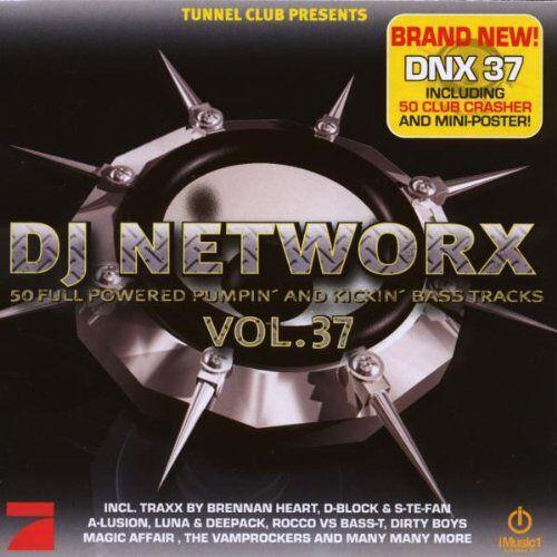 Various - DJ Networx Vol.37 - Preis vom 12.04.2021 04:50:28 h