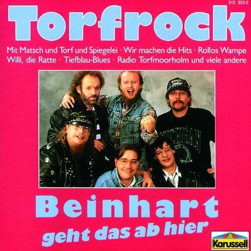 Torfrock - Beinhart-Geht Das Ab Hier - Preis vom 03.05.2021 04:57:00 h