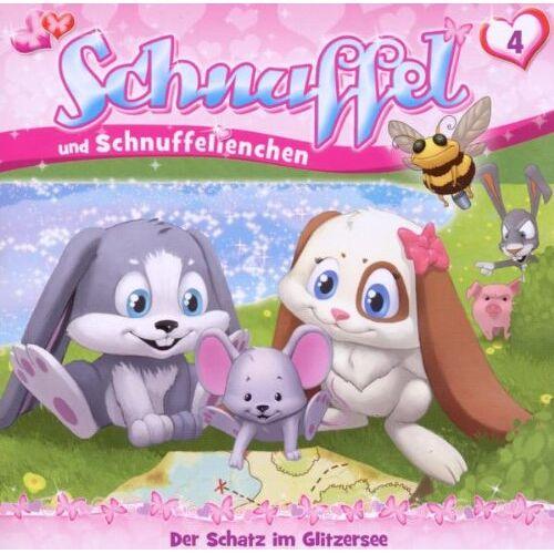 Schnuffel - 04/Der Schatz Im Glitzersee - Preis vom 10.05.2021 04:48:42 h