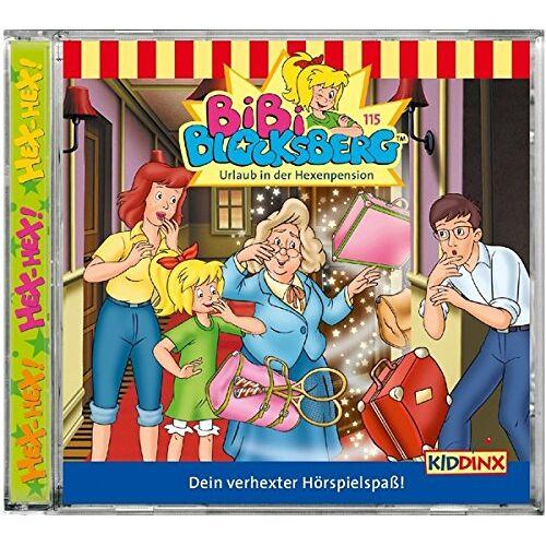 Bibi Blocksberg - Folge 115: Urlaub in der Hexenpension - Preis vom 15.05.2021 04:43:31 h