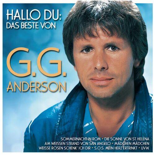 G.G. Anderson - Hallo du: das Beste Von G.G.Anderson - Preis vom 18.10.2020 04:52:00 h