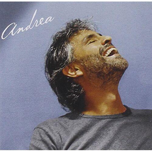 Andrea Bocelli - Andrea - Preis vom 12.05.2021 04:50:50 h