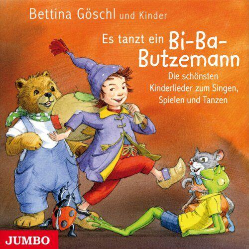 Bettina Göschl - Es Tanzt Ein Bi-Ba-Butzemann - Preis vom 27.02.2021 06:04:24 h