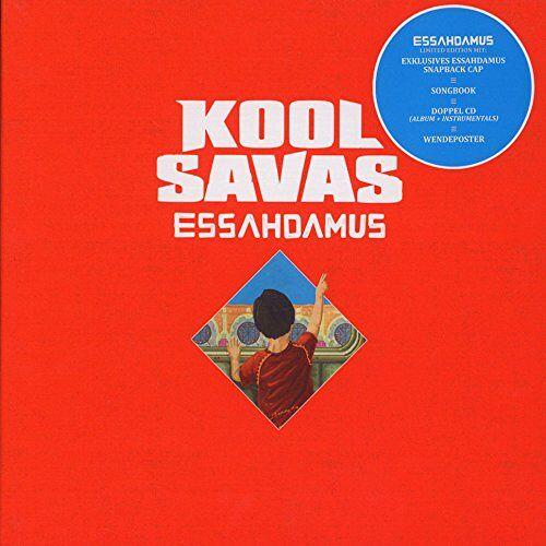 Kool Savas - Essahdamus Limited Box Edition - Preis vom 06.09.2020 04:54:28 h