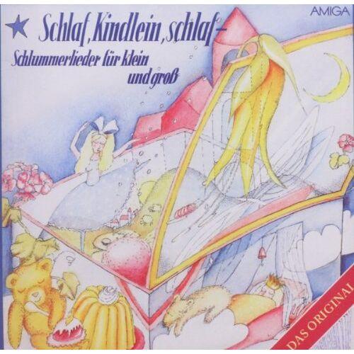 Various - Schlaf,Kindlein,Schlaf - Preis vom 29.05.2020 05:02:42 h