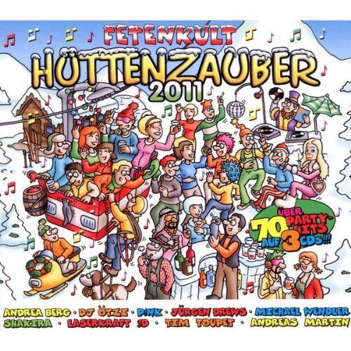 Various - Hüttenzauber 2011 - Preis vom 20.10.2020 04:55:35 h