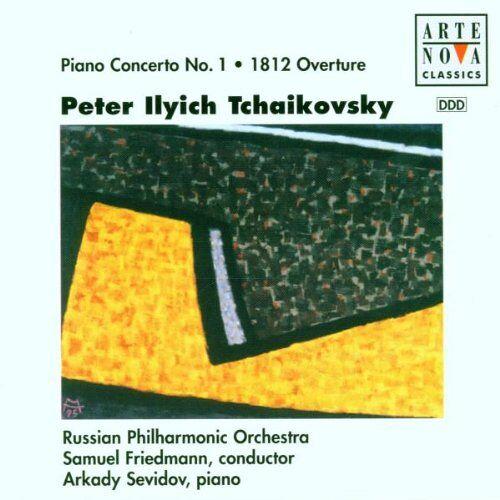 S. Friedmann - Klavierkonzert 1 / Ouvertüre - Preis vom 12.04.2021 04:50:28 h