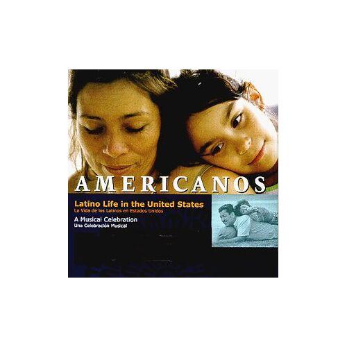 Va-Americanos-Latino Life in T - Americanos-Latino Life in the - Preis vom 11.05.2021 04:49:30 h