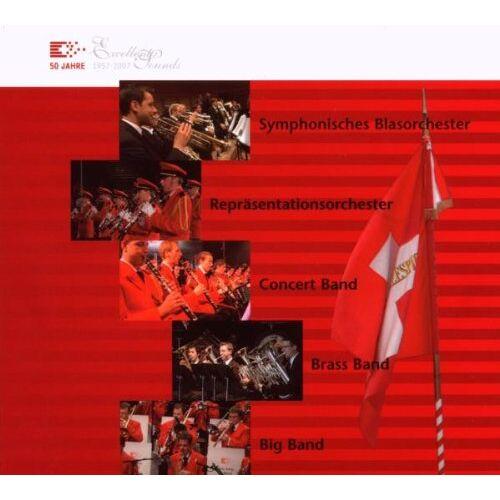 Schweizer Armeespiel Formationen - 50 Jahre Schweizer Armeespiel - Preis vom 27.02.2021 06:04:24 h