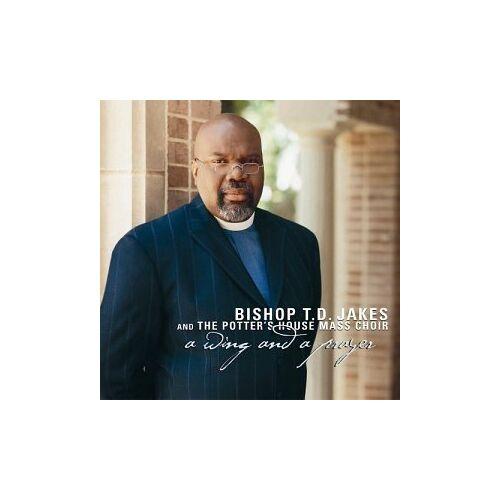 Jakes, Bishop T.d. - Wing & a Prayer - Preis vom 15.01.2021 06:07:28 h